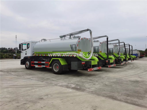 DFAC 12000L Fecal suction truck