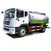 DFAC 12000L to 15000L Fecal suction truck