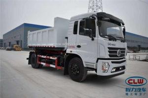 DFAC 15 ton construction rubbish Transport truck