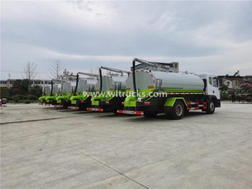 DFAC 15000L Fecal suction truck