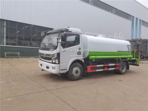 DFAC water tanker truck