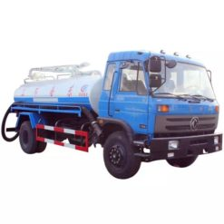 Dongfeng 10m3 to 15m3 vacuum Septic tank truck