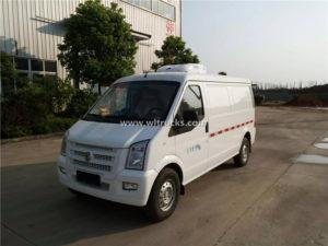 Dongfeng 3m3 Minibus freezer truck