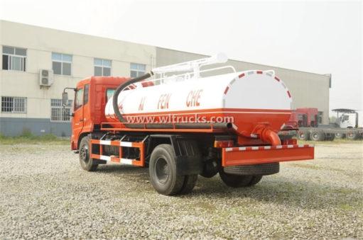 Dongfeng Kinrun Fecal suction truck