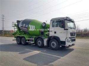 HOWO 18m3 Cement mixer truck