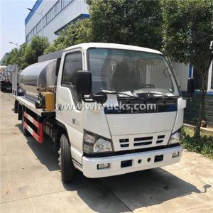 ISUZU 6000 liters Asphalt Spray Truck