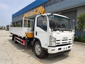 Isuzu Mobile Cranes