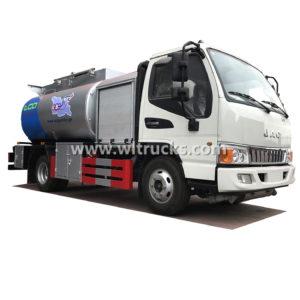 JAC 5cbm Aluminum Aircraft Jet Fuel Refuelling Truck