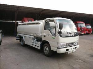 JAC Oil Refueling Truck