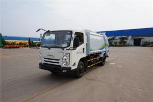JMC 6cbm compactor garbage truck