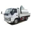 Japan ISUZU 5000L vacuum Fecal truck