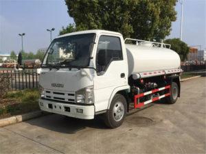 Japan water tank truck