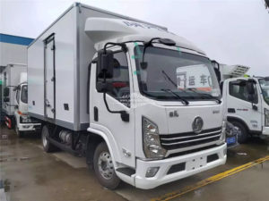 Shacman Refrigerated truck