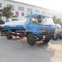 vacuum Septic tank truck