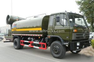 100 Meters DFAC Disinfection Mist Spray truck
