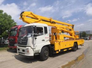 22 meters Folding Arm Aerial Platform Truck