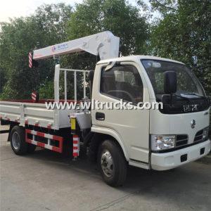 3 Tons Truck Crane