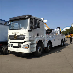40 ton to 50 Tons Shacman Towing Truck