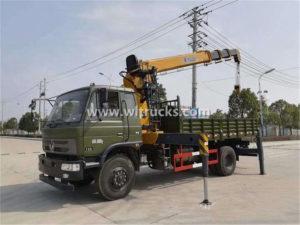 4X4 Truck Mounted Crane