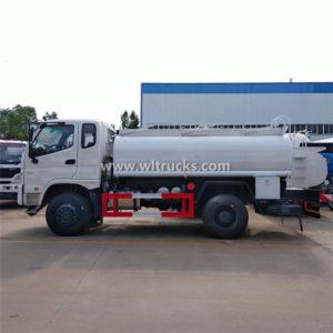 6000 liters Oil Refueling Pump Truck