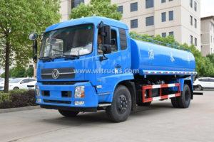 DFAC 10cbm Road water delivery Sprinkler Truck