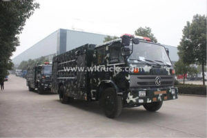 Dongfeng 4X4 off-Road 8, 000 Liter Military Water Tank Fire Fighting Truck