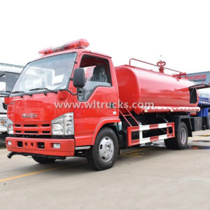 Fire water Engine Truck