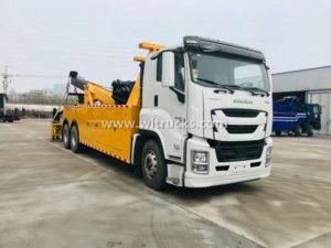 Isuzu 20 ton wrecker Truck