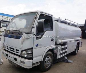 Isuzu 8000L Fuel Oil Refueling Truck
