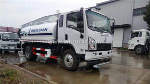 Stainless Steel Drinkable Water Tank Truck