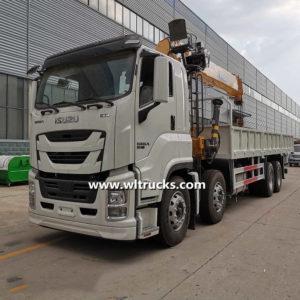 Isuzu GIGA Truck Mounted Crane
