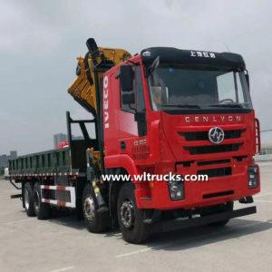 Iveco Folding Arm Truck Crane