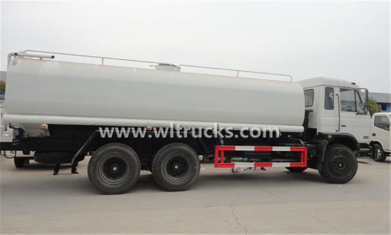 10 wheel water tank truck