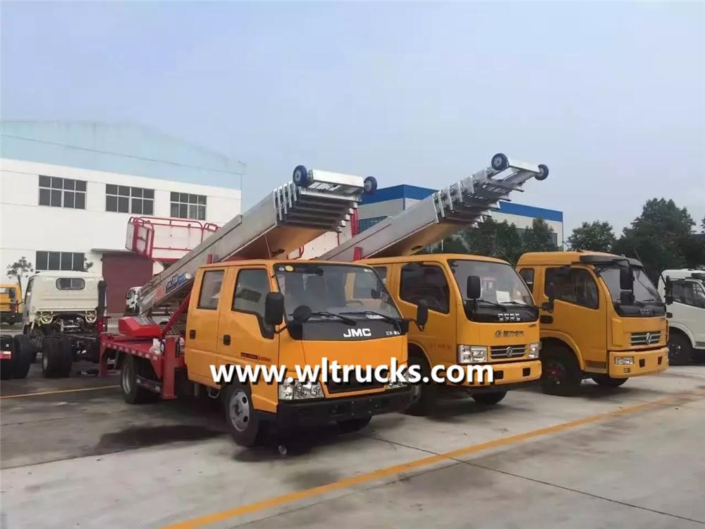 28 meter to 45 meters Aerial ladder truck