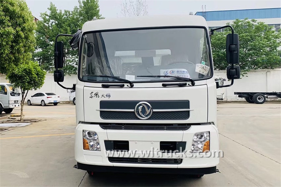 Dongfeng KinRun cleaning and sweeping truck