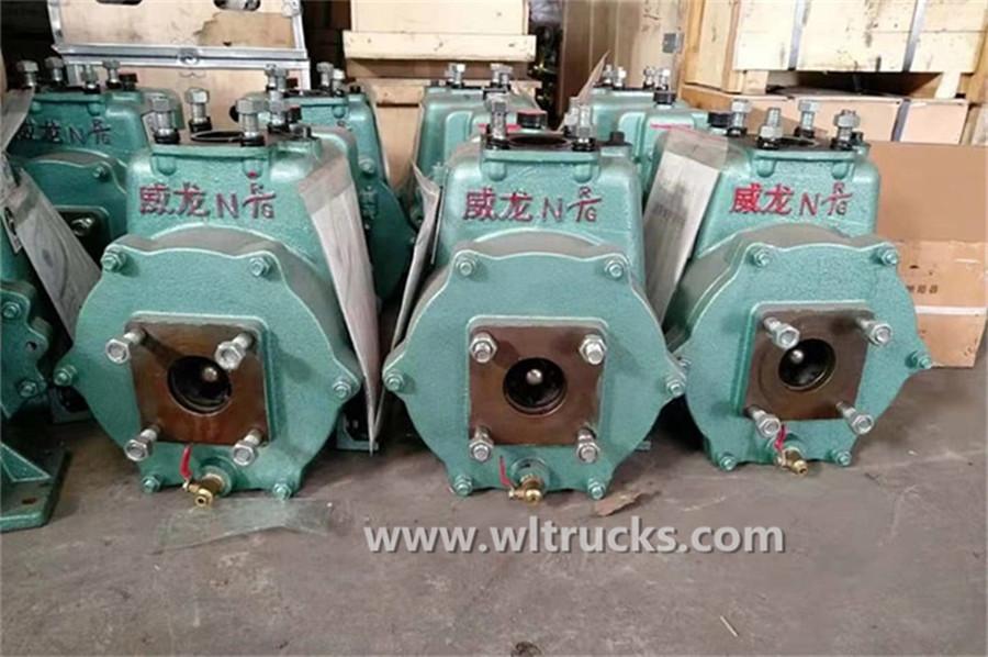 Dongfeng KinRun washing and sweeping truck water pump