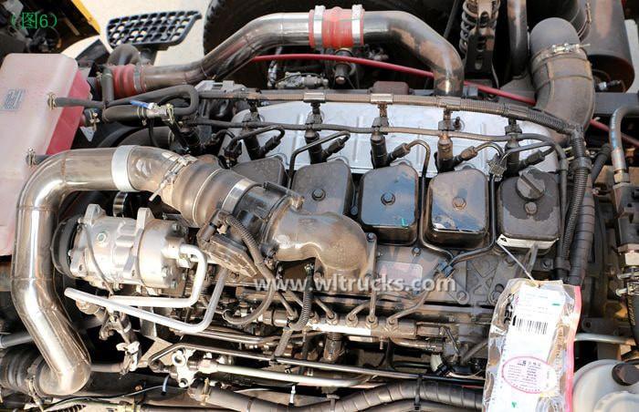 Cummins 190 horsepower engine picture