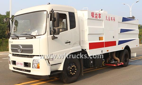 Dongfeng KinRun road sweeper trucks