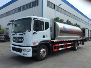 12000 liters smart asphalt distributor spray truck