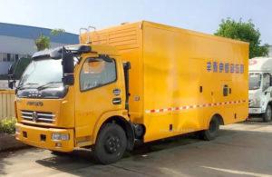 Dongfeng Duolika mobile power supply truck