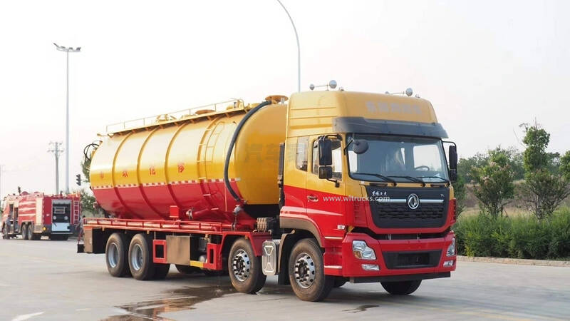 Dongfeng Kinland 20000L sewage disposal truck