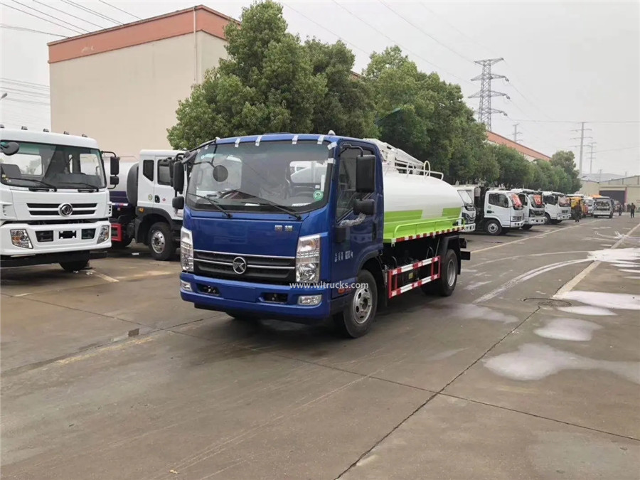 KAMA 6000L septic tank vacuum trucks