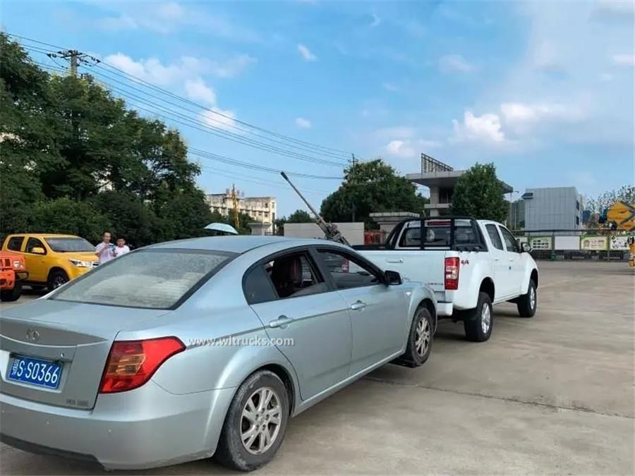 4WD JMC mini pickup wrecker tow car