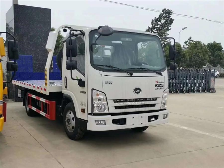 Japan Isuzu 3t road recovery truck