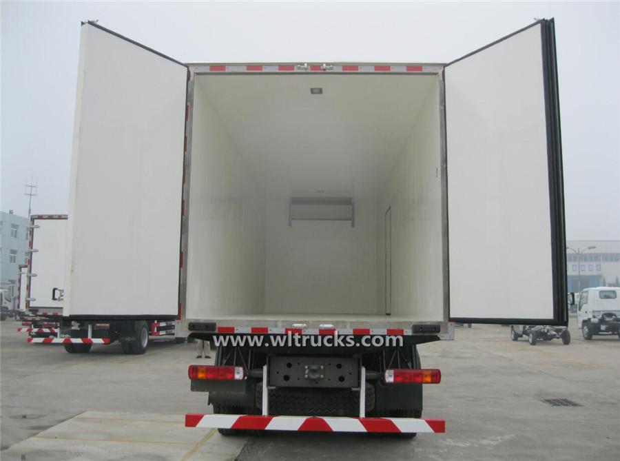 20 tonne HOWO frozen custard truck