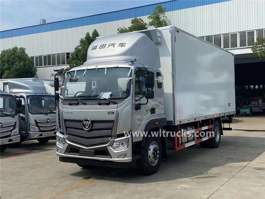 Foton 10 ton cold service truck