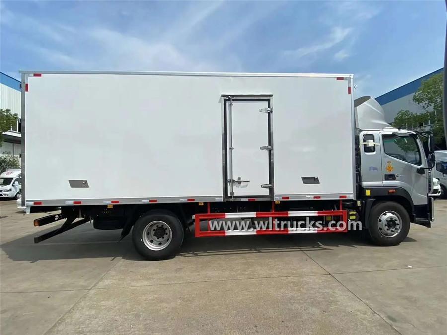 Foton 12 ton refrigeration unit truck