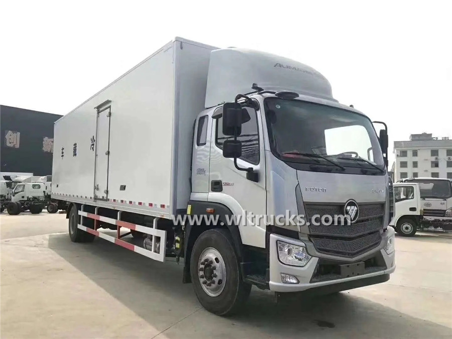 Foton Aumark 15 ton refrigerator truck