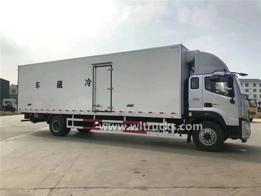 Foton Aumark 15mt cold truck