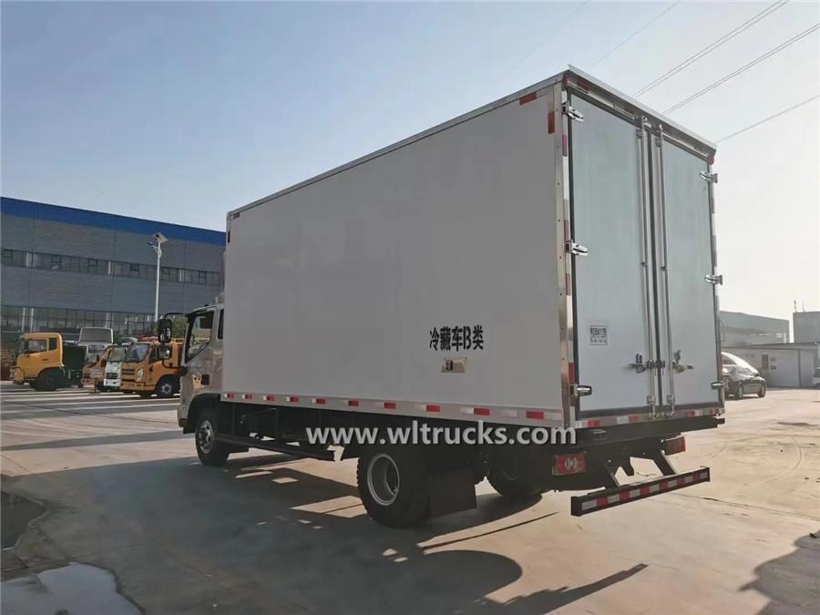 Foton Aumark 6 ton froyo food truck